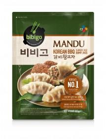 MANDU Dumplings Korean BBQ...