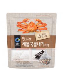 청정원 맛선생 해물국물내기 티백 - 72g*12