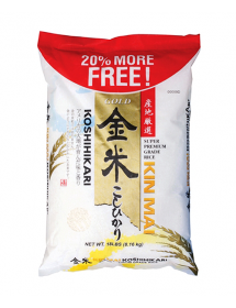 Koshihikari Rice - 8.16kg*70