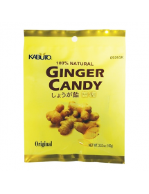 Ginger Candy (Original) - 100g
