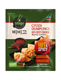 GYOZA Dumplings Hot & Spicy...
