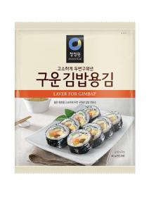청정원 구운 김밥용김 - 40g*40